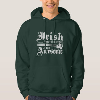 Irish Get Awesome!!! Pullover