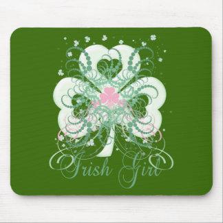 Irish Girl 2 Mouse Pad