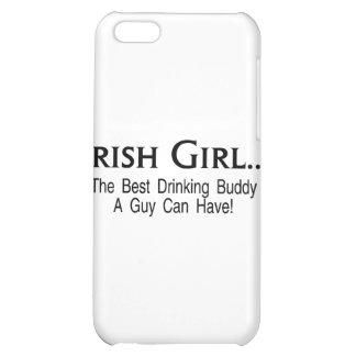 Irish Girl Best Drinking Buddy iPhone 5C Covers
