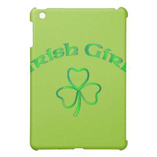 Irish Girl iPad Mini Covers