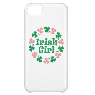 Irish girl iPhone 5C case