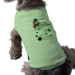 Irish Girl Martini Pet Clothes