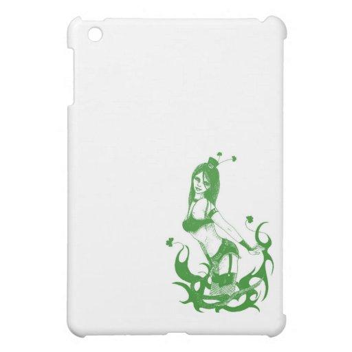Irish girl tattoo case for the iPad mini