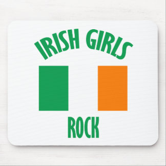 Irish girls DESIGNS Mouse Pad