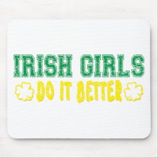 Irish Girls Do It Better Mouse Pads