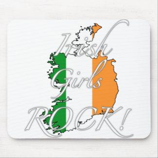 Irish Girls Rock! Mouse Pad