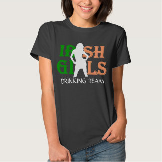 Irish girls St Patrick's day T-shirt