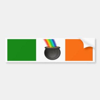 Irish GLBT Pride Bumper Sticker