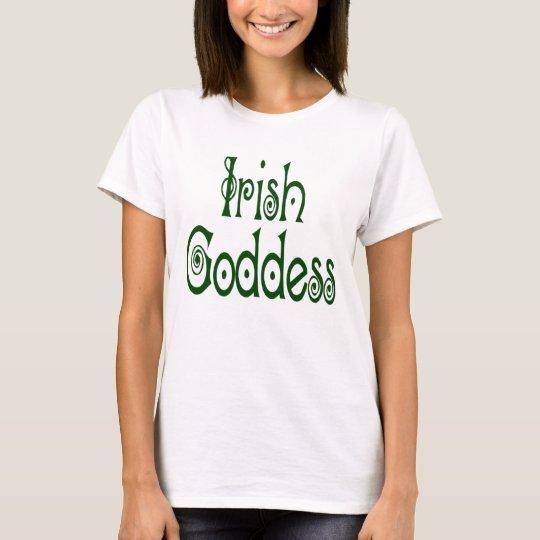 Irish Goddess T-Shirt