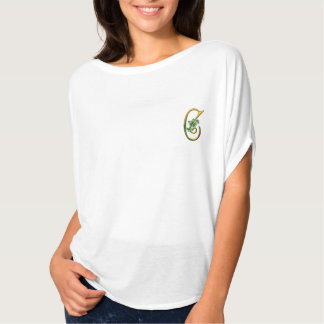 Irish Gold Monogram C T-Shirt