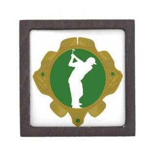Irish Golf.png Premium Keepsake Box