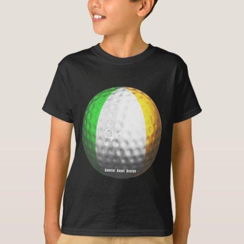 Irish Golf T_Shirt