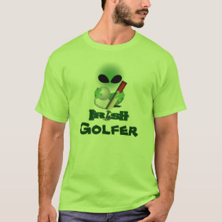 Irish Golfer T-Shirt
