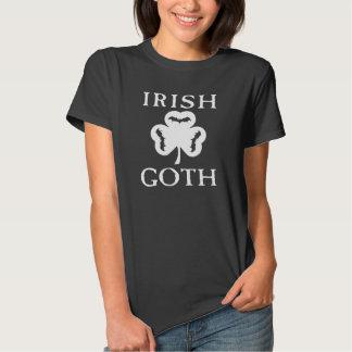Irish Goth Shamrock Bats Shirt