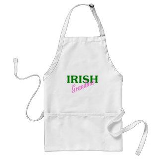 Irish Grandma Adult Apron