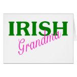 Irish Grandma Cards