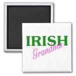 Irish Grandma Refrigerator Magnets