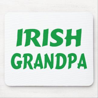 Irish Grandpa Mouse Pad