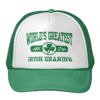Irish Grandpa Trucker Hat