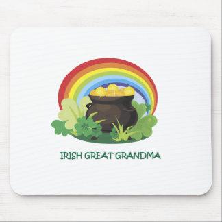 Irish Great Grandma Mouse Pad