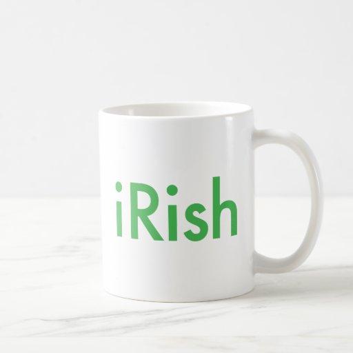 iRish Green.ai Classic White Coffee Mug