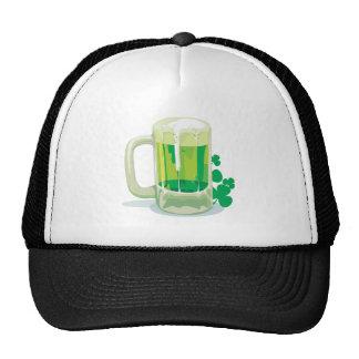 Irish Green Beer Trucker Hat