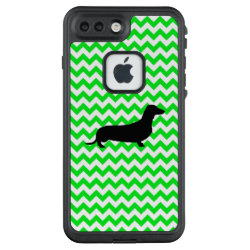 LifeProof® FRĒ® for iPhone® 5/5S/SE Case with Dachshund Phone Cases design
