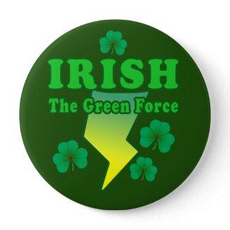 Irish Green Force Button