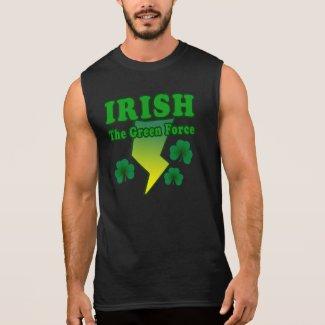 Irish Green Force Shirt