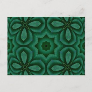 Irish Green postcard