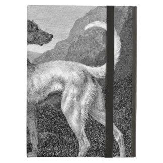 Irish Greyhound Dog iPad Air Cover