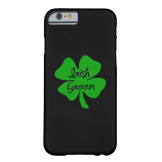 Irish Groom Barely There iPhone 6 Case