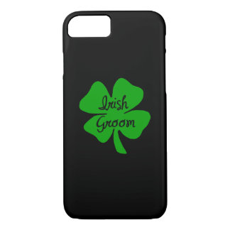 Irish Groom iPhone 7 Case
