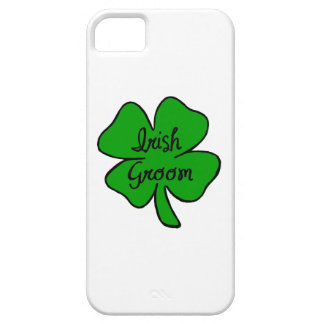 Irish Groom iPhone SE/5/5s Case