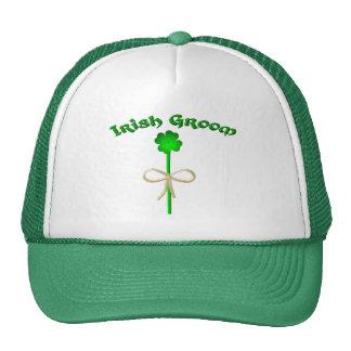 Irish Groom Trucker Hat