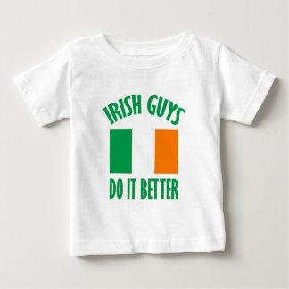 Irish guys DESIGNS Baby T-Shirt