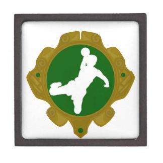 Irish Handball.png Premium Keepsake Boxes