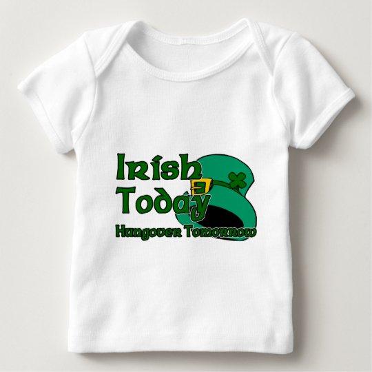 Irish Hangover Baby T-Shirt