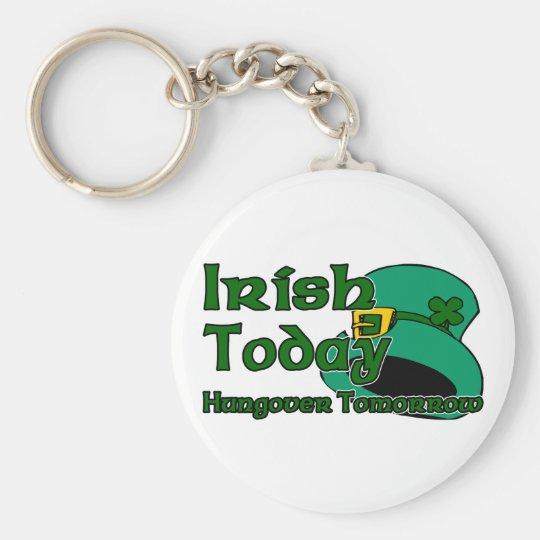 Irish Hangover Keychain