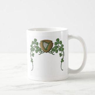 Irish Harp Coffee Mug