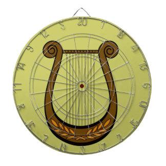 Irish Harp Dartboards