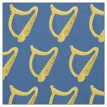 Irish Harp Fabric