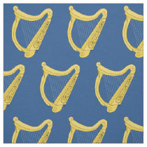 Irish Harp Fabric