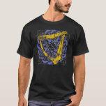 Irish Harp Men's Dark Shirt