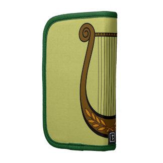 Irish Harp Folio Planner