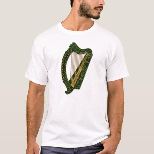 Irish Harp - T-Shirt 1