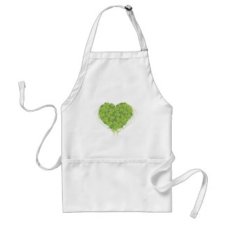 Irish Heart Apron
