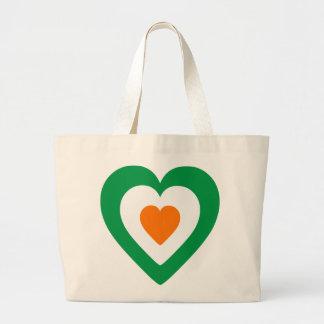 Irish Heart Bag