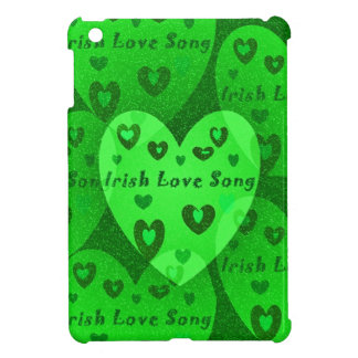 Irish Hearts Lucky St. Pat's Day Collection iPad Mini Covers