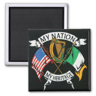 Irish Heritage Magnet
